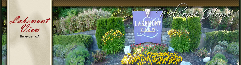 Lakemont View HOA Website Home